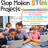 Stop Motion STEM Projects