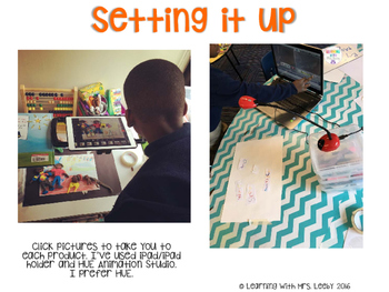 Stop Motion Tools for the Classroom{Stop Action}