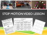 Stop Motion Video Lesson
