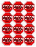 Stop Sign Behavior Chips