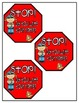 Stop Sign Name Reminder!