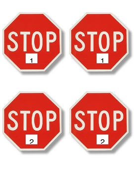 Stop Signs - A Must Have for Every Classroom
