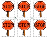 Stop Signs and U-turn in homework