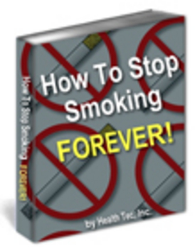 Stop Smoking Forever (Money Back Guarantee)