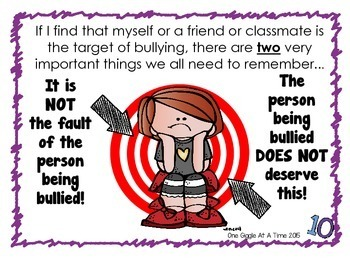 Stop That Bully! (A Social Story)