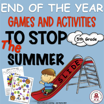 Stop The Summer Slide
