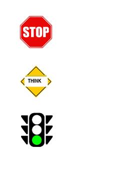 Stop, Think, Speak Visual