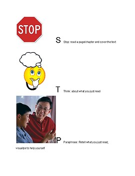 Stop, Think, and Paraphrase