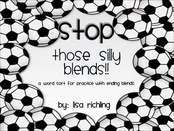 Stop Those Silly Blends!