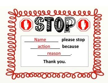 Stop, Walk, Talk Posters