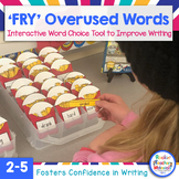 Stop Word Overuse and Abuse! Interactive Bulletin Board to Expand Vocabulary