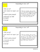 Stop and Jot Reading and Writing Resource Bundle