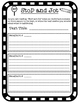 Stop and Jot Strategy Recording Forms
