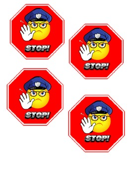 """""""Stop and Think Dude"""""""