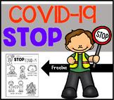 Stop  the Spread of COVID-19 (CoronaVirus) Pack