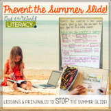 Stop the Summer Reading Slide with This Freebie!