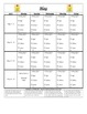 Stoplight Behavior Charts