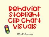 Stoplight Behavior Clipchart Visuals