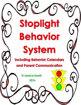 Stoplight Behavior System - Behavior System with Parent Communication