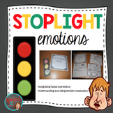 Stoplight Emotions: Speech therapy, Social Skills, Autism