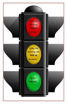 Stoplight Formative Assessment