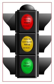 Stoplight Formative Assessment