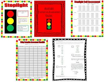 Stoplight Formative Assessment Resource