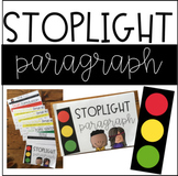 Stoplight Paragraph: Step-By-Step Booklet to Writing a Paragraph