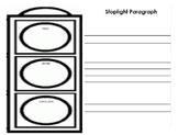Stoplight Paragraph Template