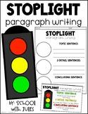 Stoplight Paragraph Writing