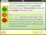 Stoplight Punctuation - Commas In A Series
