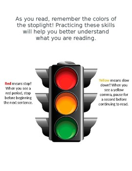 Stoplight Reading-Reading Fluency