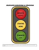 Stoplight Synonyms & Antonyms