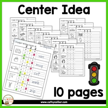 Stoplight Writing:  An Intervention Tool for Emergent Writers