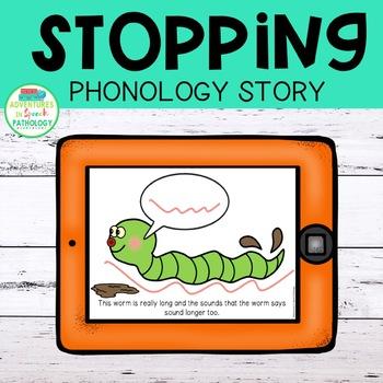 Stopping Phonology Story | DIGITAL | No Print |