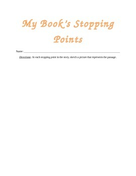 Stopping Points for Comprehension