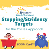 Stopping & Stridency Targets for the Cycles Approach Boom Cards™