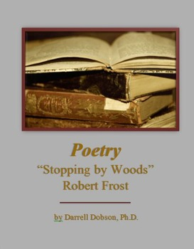 """Stopping by Woods"" - Robert Frost - Poetry"