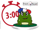 3-minute Stopwatch