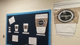 Storage & Memory Coffee Cups - Computer Lab Bulletin Board
