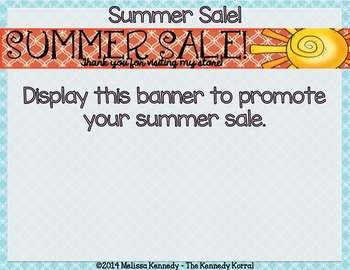 Store Banners: June