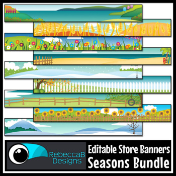 Store Banners (Editable)