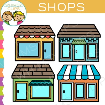 Store Clip Art