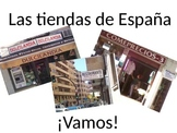 Store Names in Spanish (-ería) PowerPoint