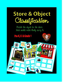 Store & Object Classification