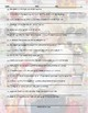 Store-Shops Scrambled Sentences Worksheet