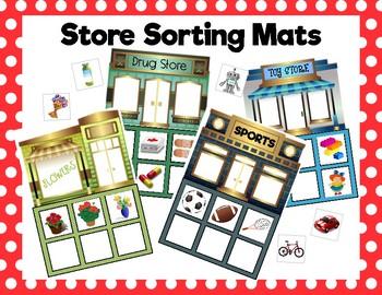 Store Sorting Mats