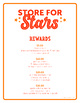 Store for Stars: Reward and Incentive Program