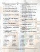Stores and Shops Word Spiral Spanish Worksheet