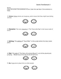 Stories Engage New York ELA Domain 3 Assessment